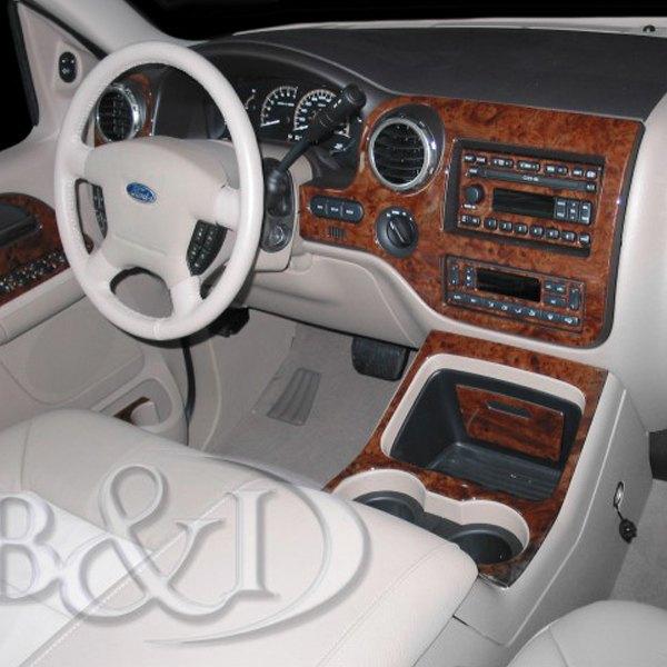 B&I® WD894F-DPS - 2D Platinum Silver Upgrade Kit (16 Pcs)
