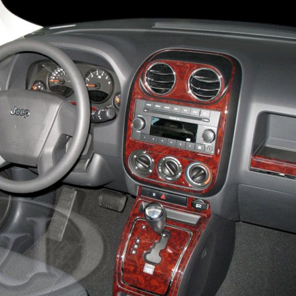 Jeep Compass 2009 2D Full Dash Kit