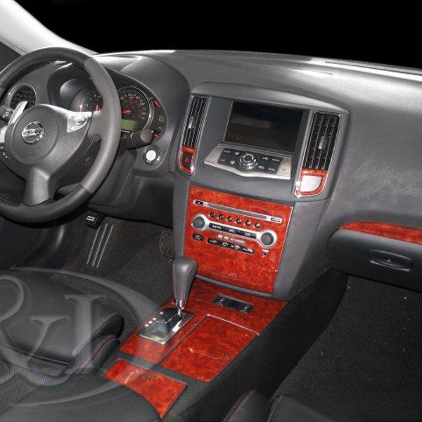 B I Nissan Maxima 2012 2d Large Dash Kit