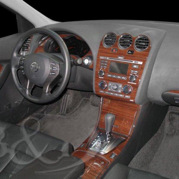 B i nissan altima w o navigation 2010 2d small dash kit for 2010 nissan altima interior accessories