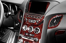 B&I® - Dash Kit on Hyundai Genesis Coupe