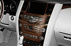B&I® - Dash Kit on  Infiniti QX 56