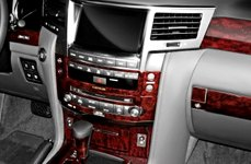 B&I® - Dash Kit on  Lexus LX