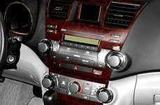 B&I® - Dash Kit on Toyota Highlander