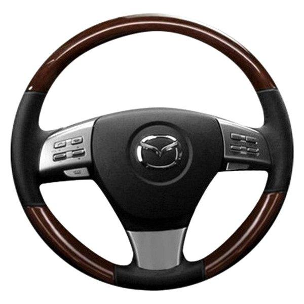 2010 Mazda Mazda6 Interior: Mazda 6 2009-2010 Premium Design Steering Wheel