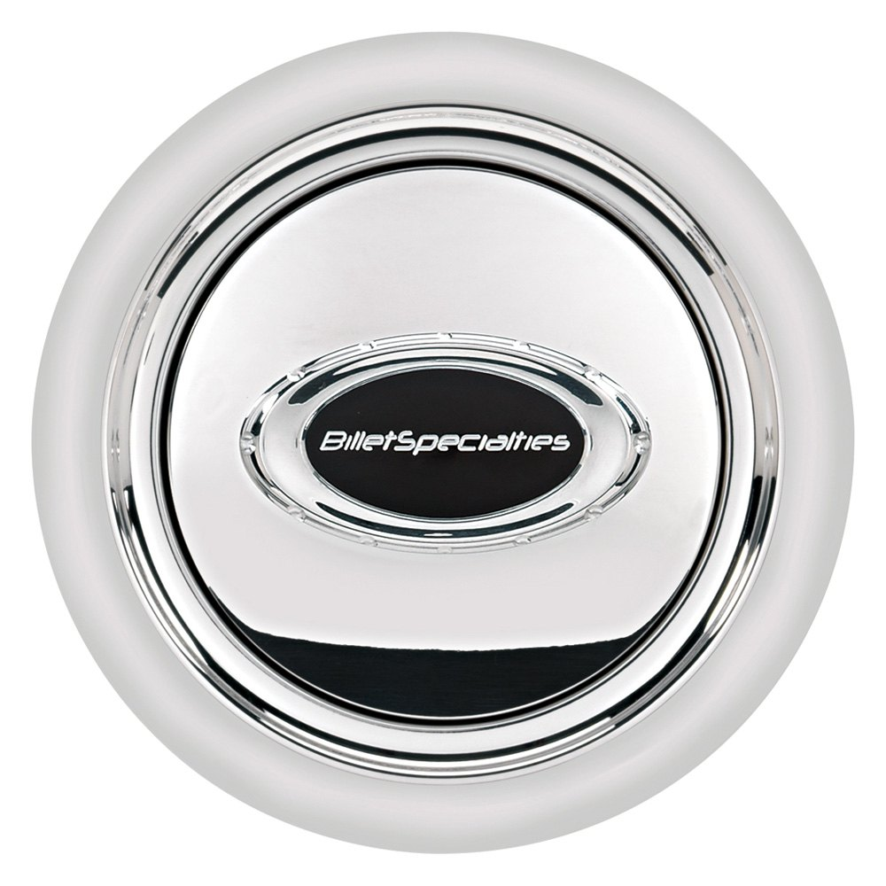 Specialties: Polished Pro-Style Horn Button