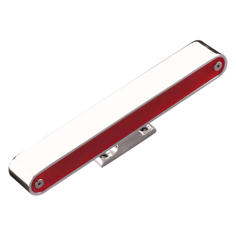 billet specialties u00ae 62220  red oval 3rd brake light