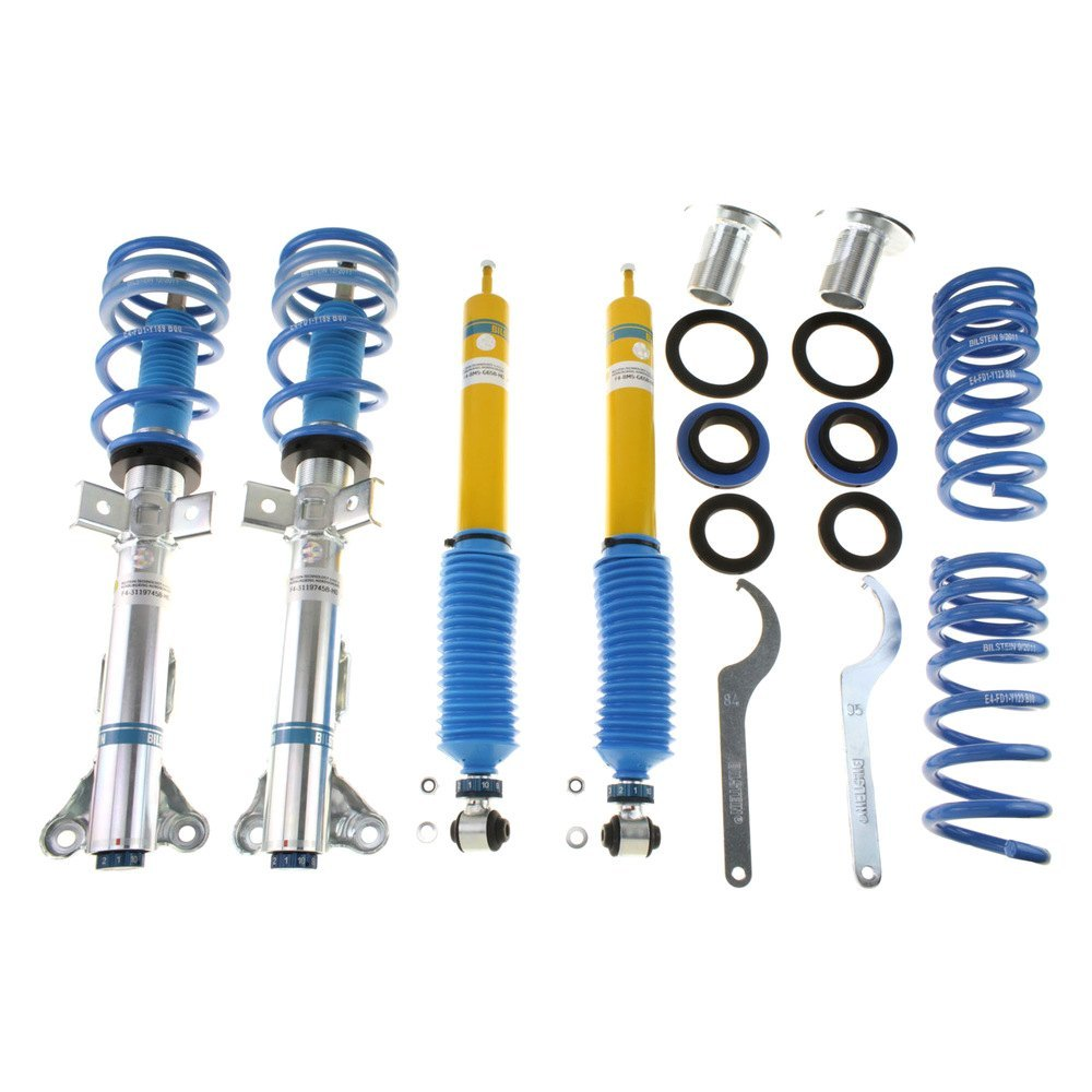 B16 PSS Series Coilover Kit