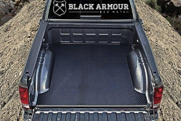 Black Armour 174 Chevy Silverado Ld 2019 Bed Mat