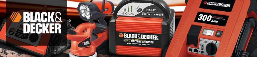 Black & Decker - About