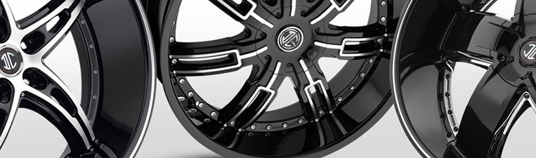 Black Diamond Wheels & Rims