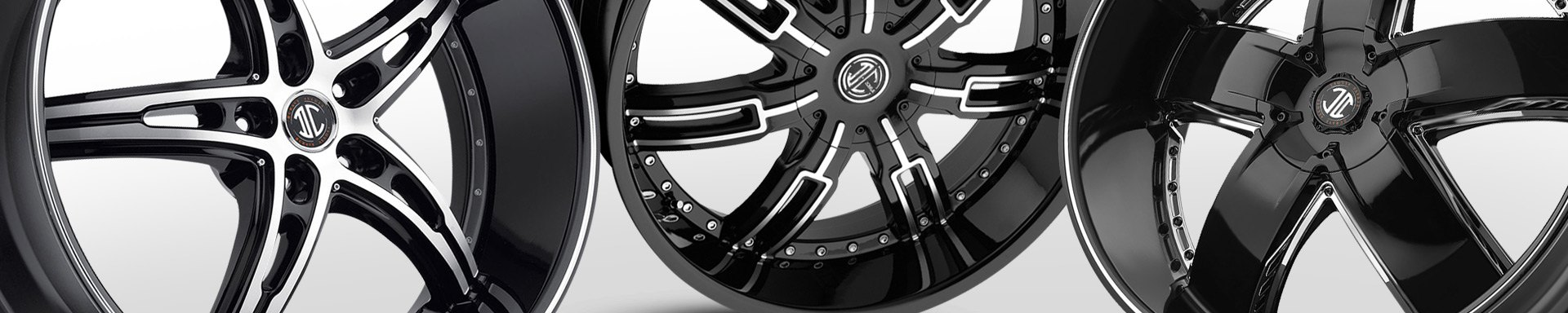 Universal BLACK DIAMOND CUSTOM WHEELS