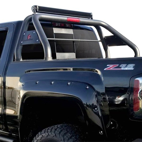 Chevy Silverado Roll Bar