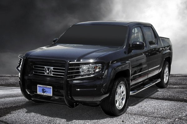 Let's talk about the bull bars for Honda Ridgeline - Honda Ridgeline Owners Club Forums
