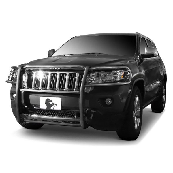 Black Horse Jeep Grand Cherokee 2016 Modular Design