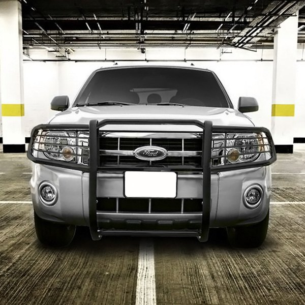 Ford Grill Guard For 85 : Black horse ford f modular design grille