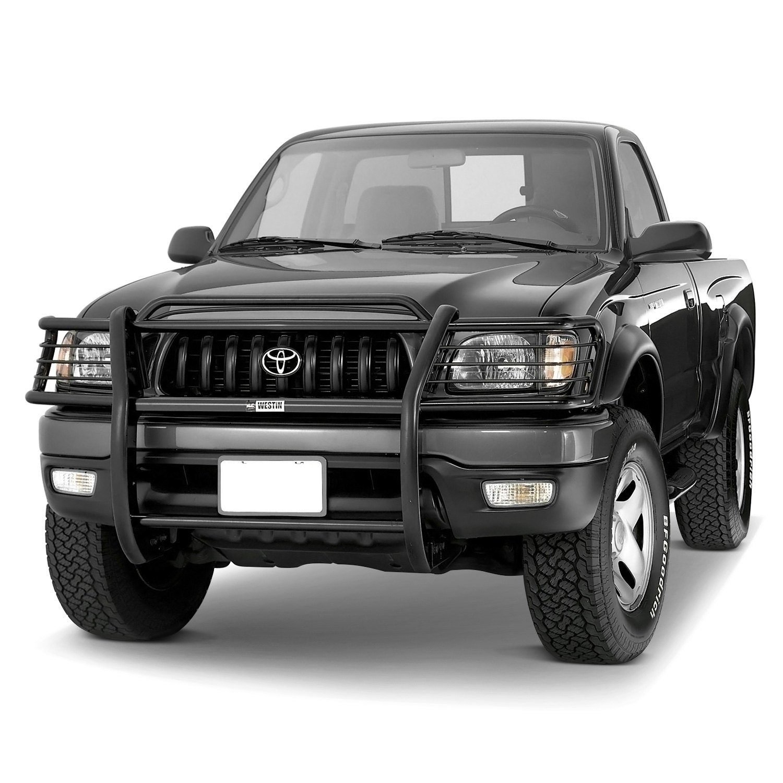 Black Horse 174 Toyota Tacoma 2001 Black Modular Design