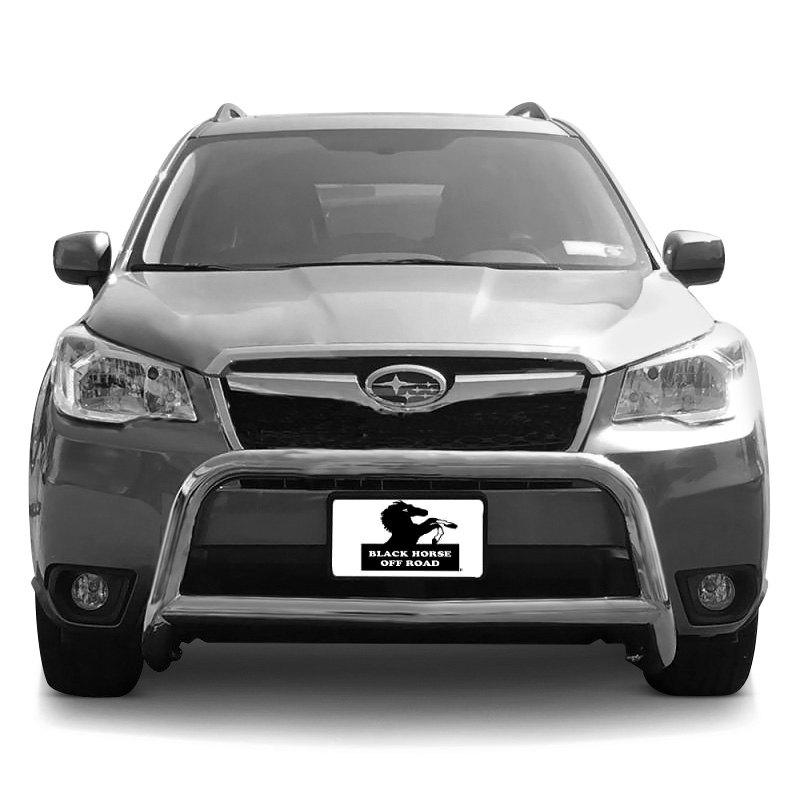 Black Horse Subaru Forester 2014 2 5 Bull Bar W O Skid Plate