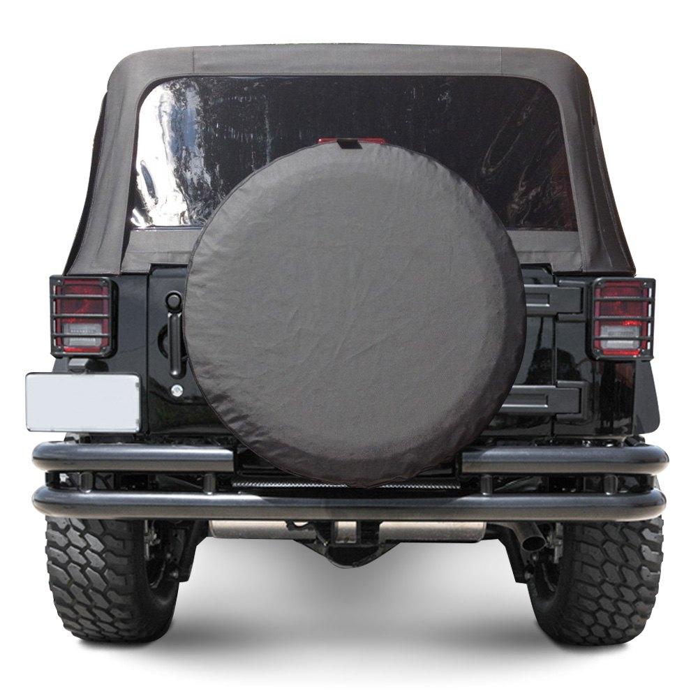 Black Mountain Jeep: Jeep Wrangler 2007 Full Width Black Rear