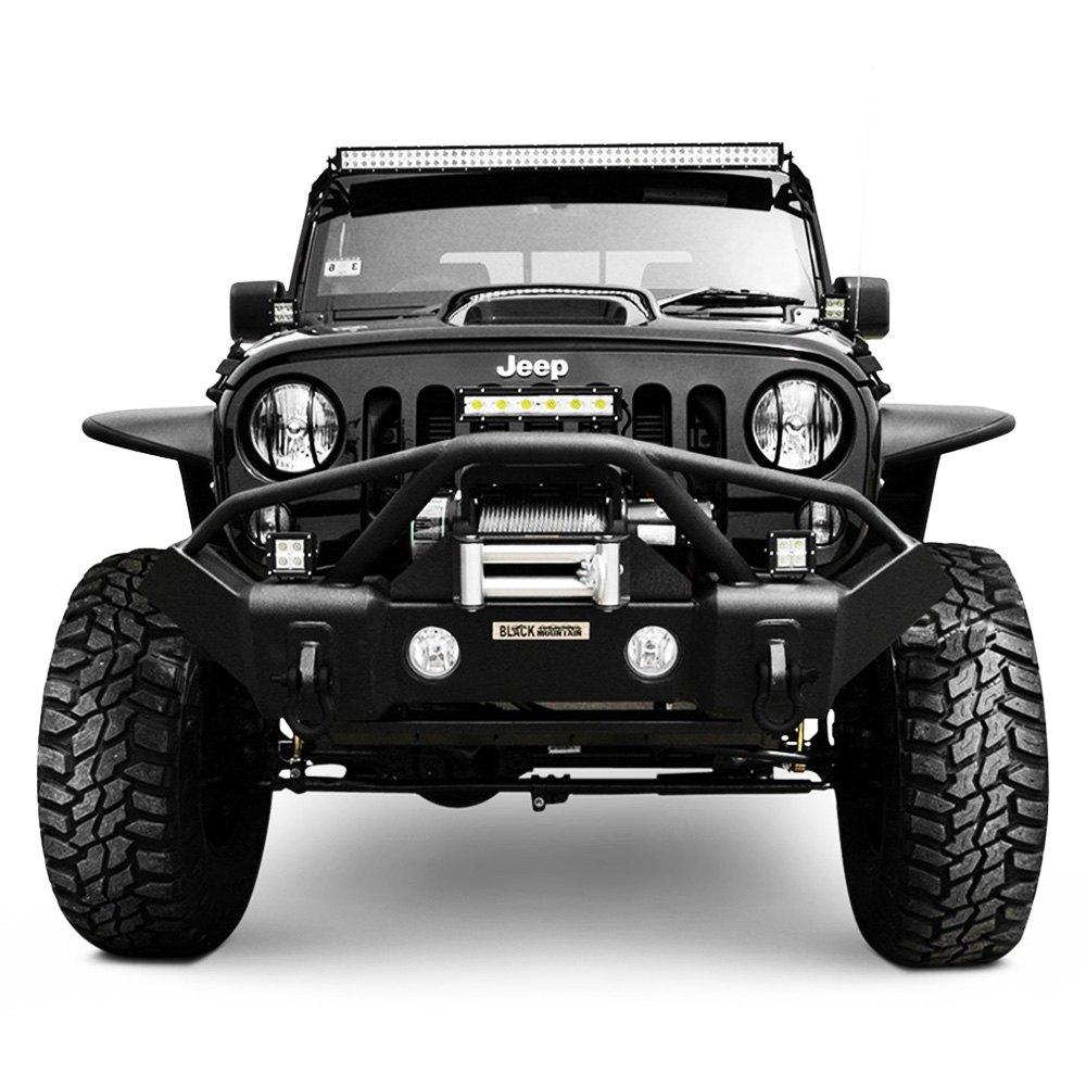 Black Mountain BMAS BP 027B Jeep Wrangler 2012 Recovery
