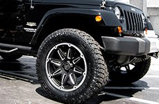 BLACK RHINO® - Wheels on Jeep Wrangler