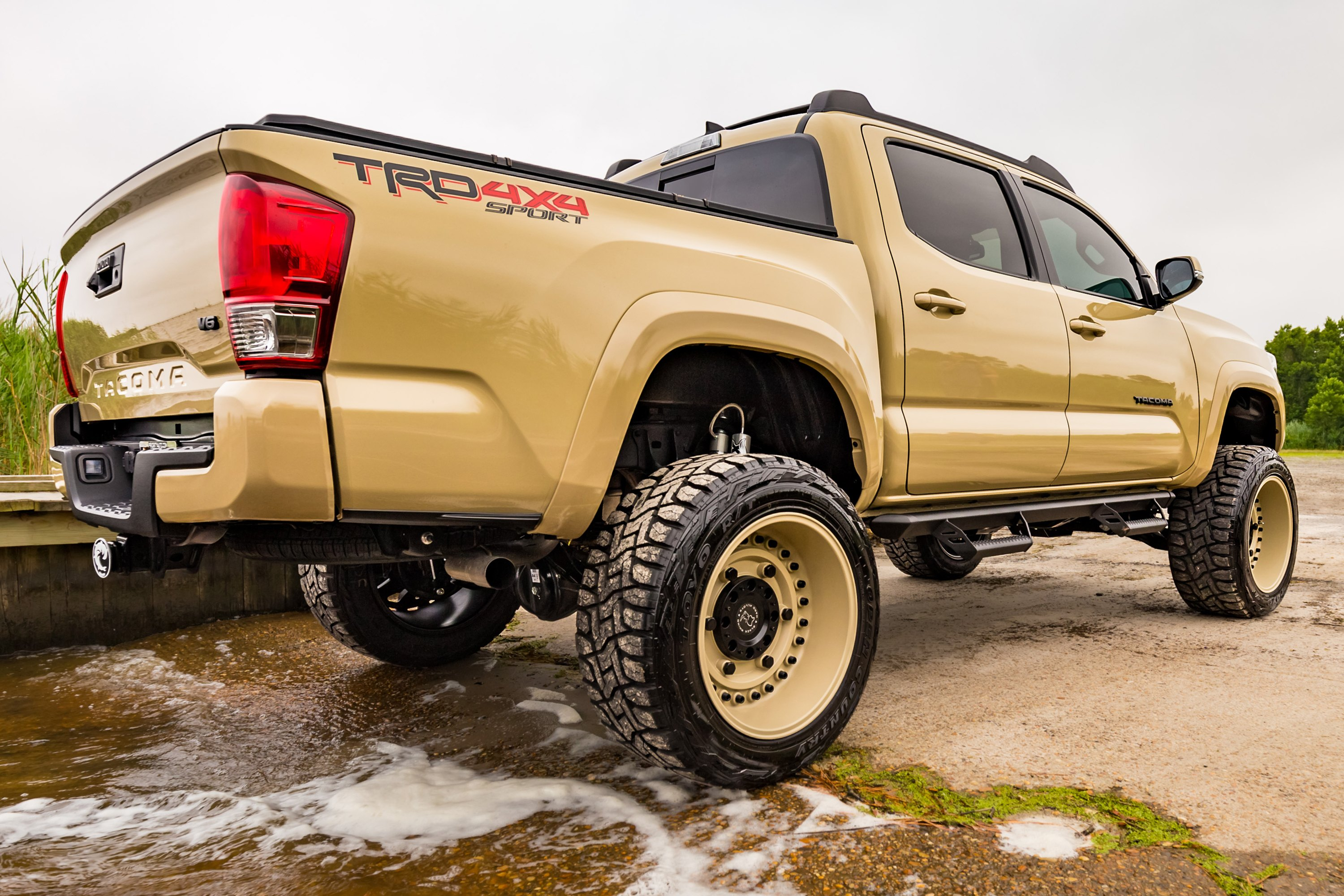 Armory Desert Sand 249482655 in addition 2001 Chevy S 10 Photo Shoot as well 2017 Ford Super Duty Series Fiberglass Fenders moreover Toyota Ta a in addition Coolest Red Trucks Ford And Chevy. on toyota tacoma custom paint