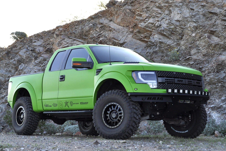 Ford Raptor Interior >> BLACK RHINO® El CAJON Wheels - Matte Black Rims
