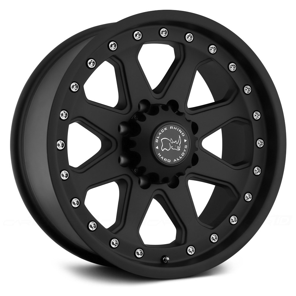 Delica D5 Four Wheel: BLACK RHINO® IMPERIAL Wheels