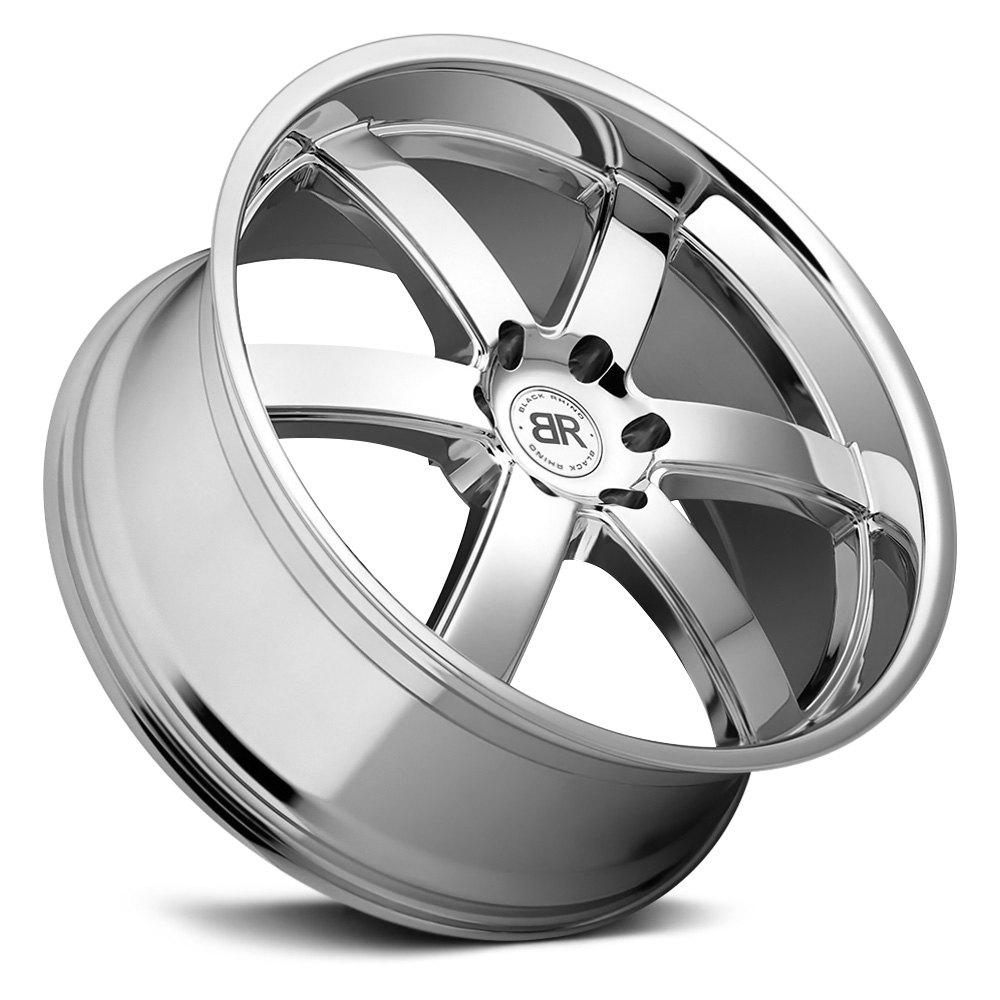 BLACK RHINO® PONDORA Wheels - Chrome Rims