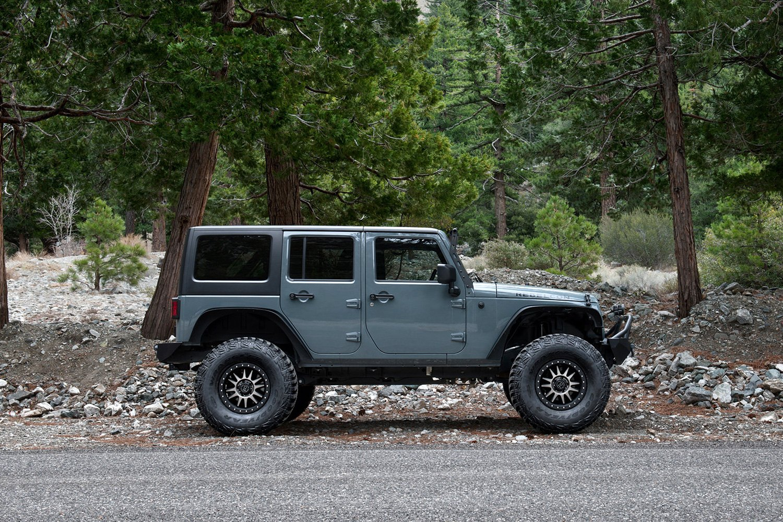 Jeep Wrangler Rhino >> Black Rhino Tanay Wheels Matte Black With Machined Face And Dark