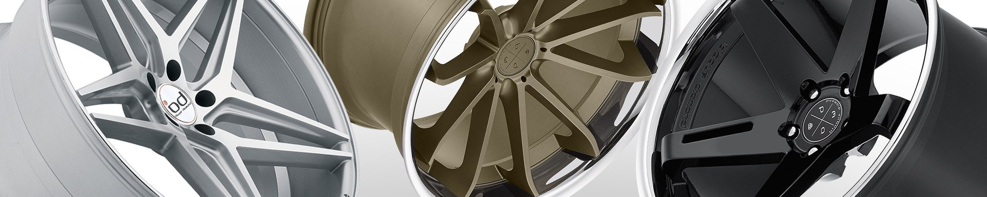 Universal BLAQUE DIAMOND WHEELS & RIMS