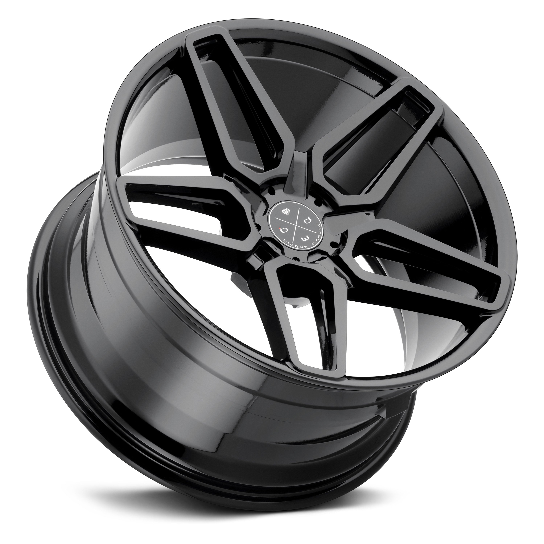 Blaque Diamond 174 Bd 17 5 Wheels Gloss Black Rims