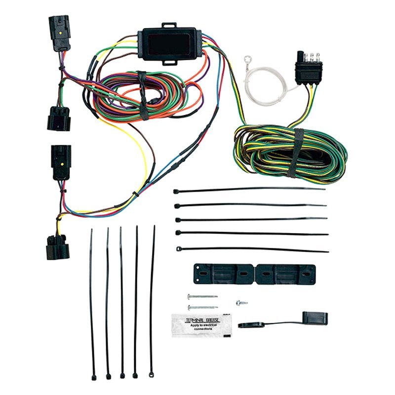 ford tail light wiring harness blue light wiring harness blue ox® bx88276 - ez light wiring harness #11