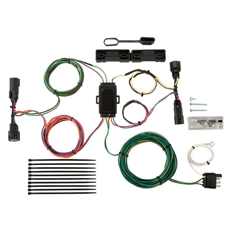 blue ox® bx88280 - ez light wiring harness chevy silverado tail light wiring harness