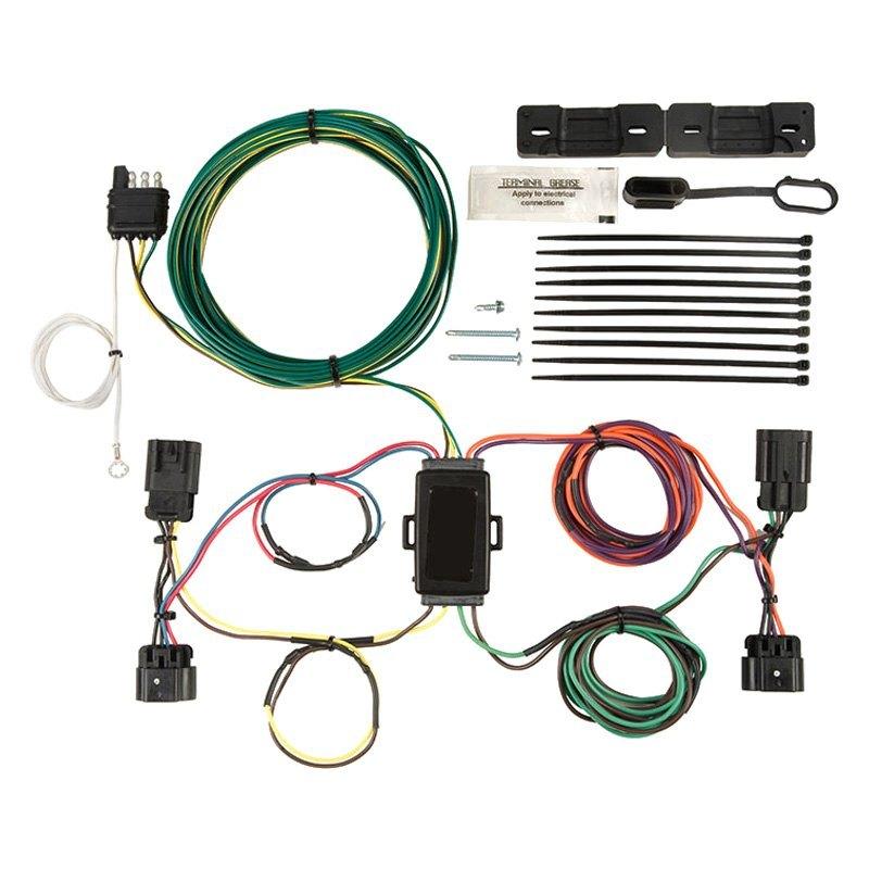blue ox® bx88315 - ez light wiring harness blue light wiring harness engine light wiring harness #6