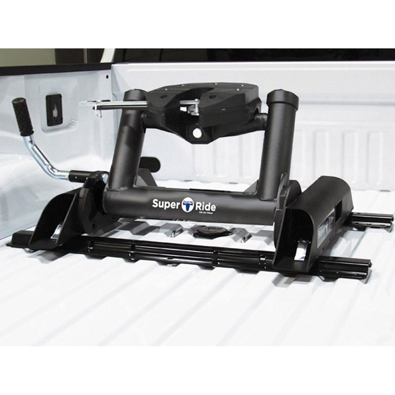 Blue Ox Bxr7200 20k Super Ride Rail Mount 5th Wheel Hitch