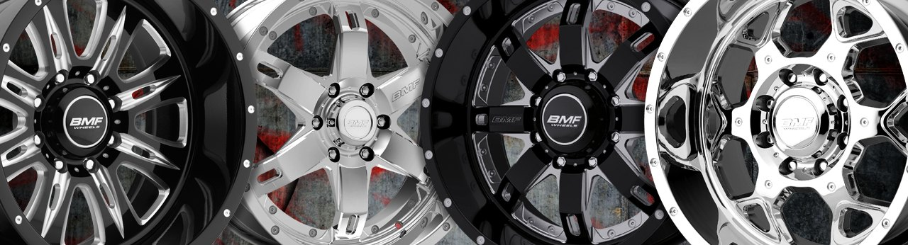 Universal BMF WHEELS & RIMS