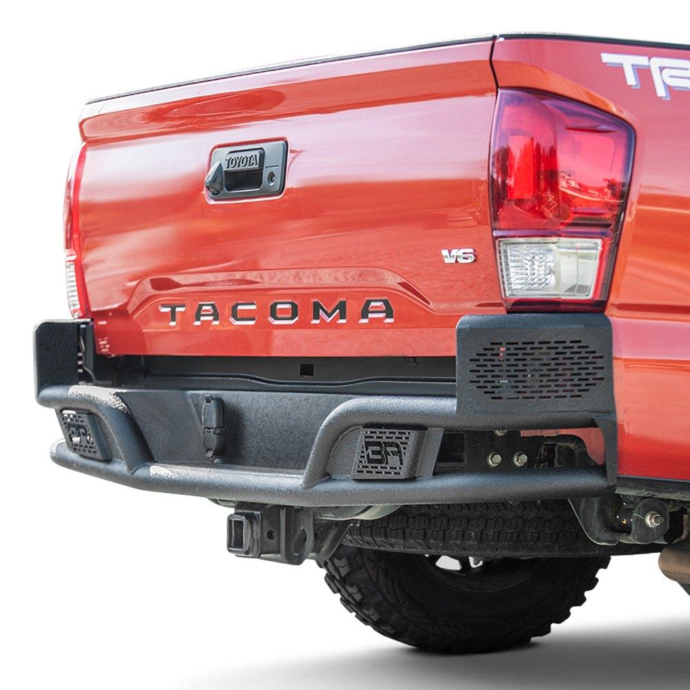 tacoma offroad rear bumper