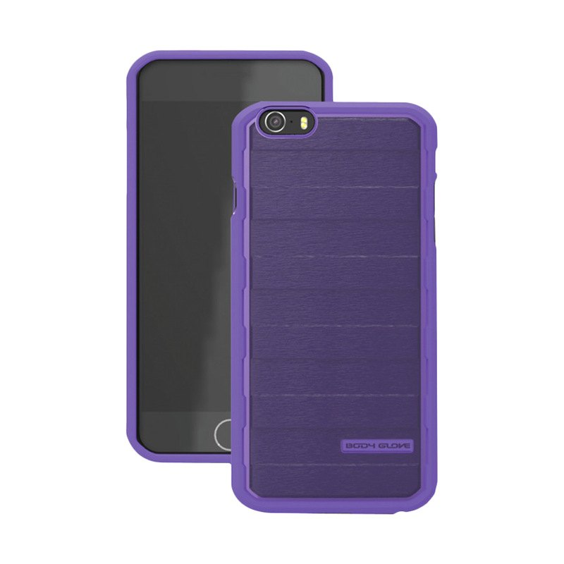 Body glove 9449201 purple rise case for iphone 6 4 7 for Grove iphone 4 case
