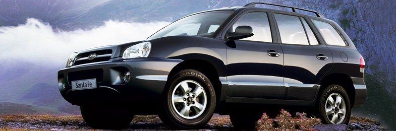 2005 Hyundai Santa Fe. 2005 HYUNDAI SANTA FE BODY