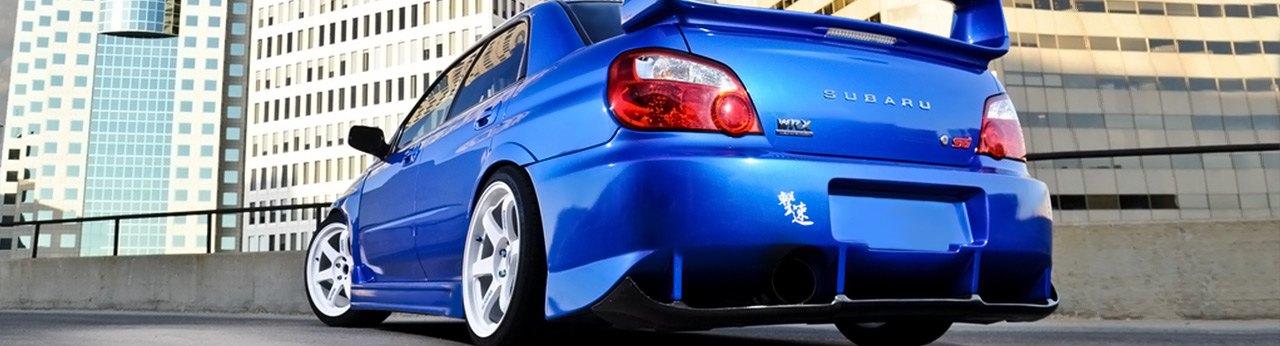 Subaru Body Kits