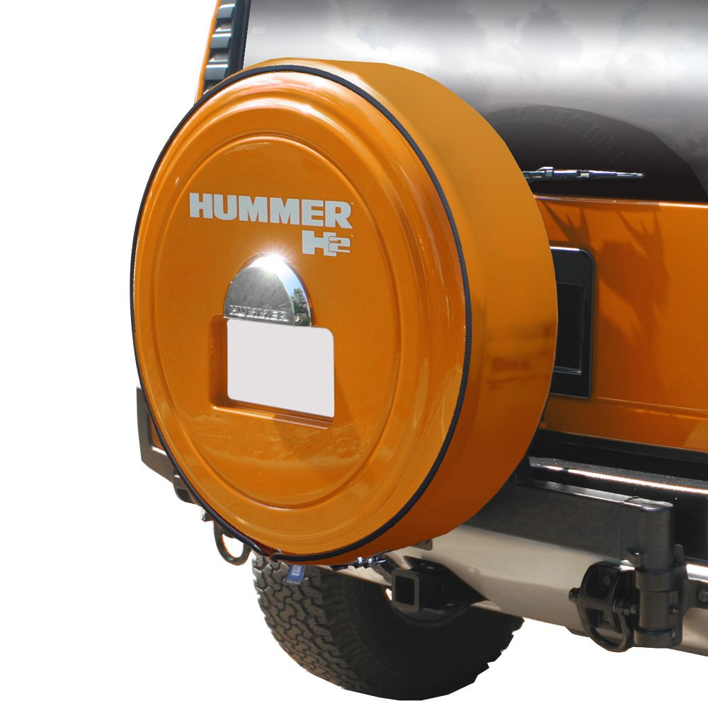 "Hummer Models List >> Boomerang® - Hummer H2 2005-2009 35"" MasterSeries Tire Cover"