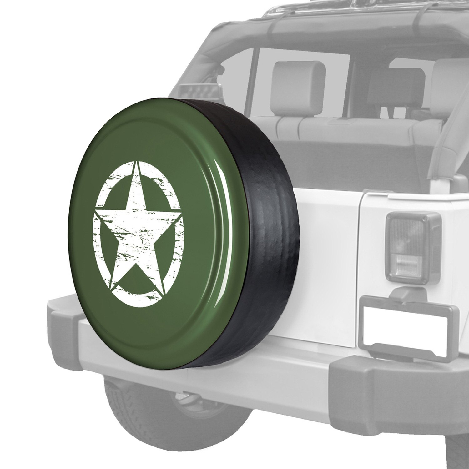 1 also Rigid Series Jeep Green Metallic Tire Cover Mpn Rg Om32 Jgm in addition  besides 3 as well Tire Ground Cover. on oscar mike spare tire cover