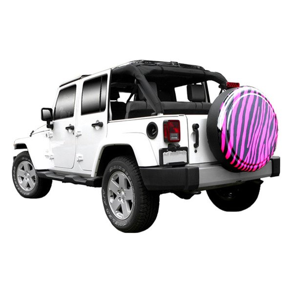 jeep liberty 2002 2004 rigid series zebra print tire cover. Cars Review. Best American Auto & Cars Review