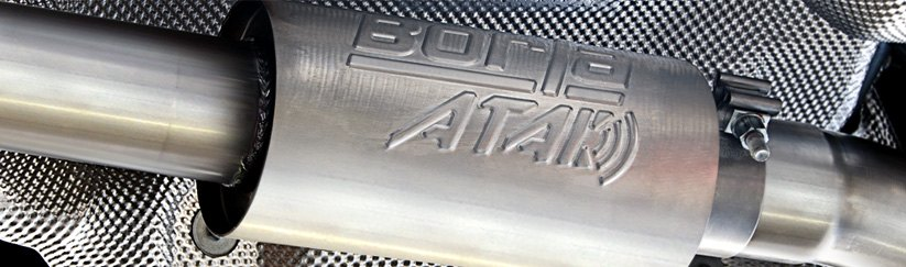 Borla - Exhaust Systems