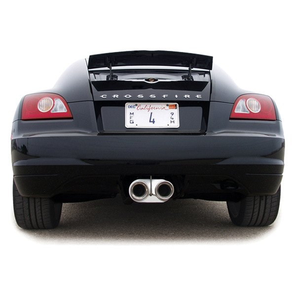 2004 chrysler crossfire performance exhaust systems at. Black Bedroom Furniture Sets. Home Design Ideas