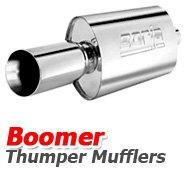 Borla - Boomer Thumper Mufflers
