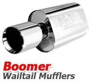 Borla - Boomer Wailtail Mufflers