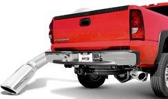 Borla - Cat-Back Diesel Exhaust Systems