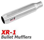 Borla - XR1 Bullet Race Mufflers